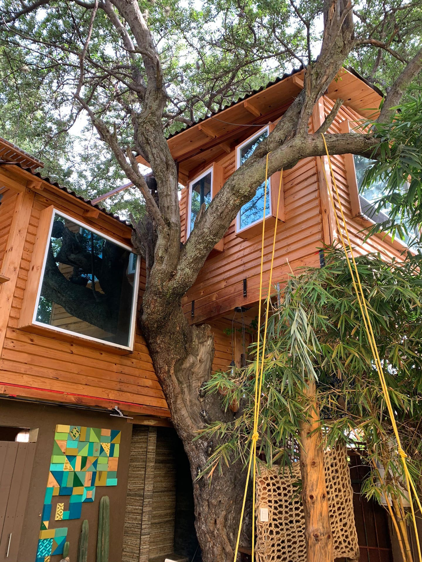Huamuchil Treehouse