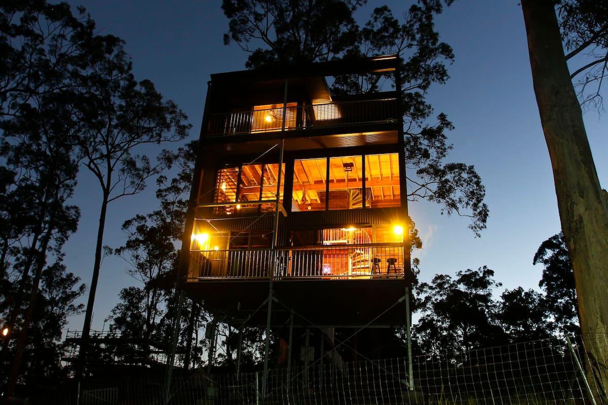 TREE HOUSE Gold Coast Australia