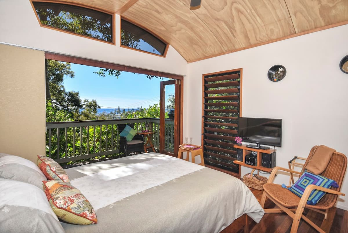 The Ocean Treehouse Rental