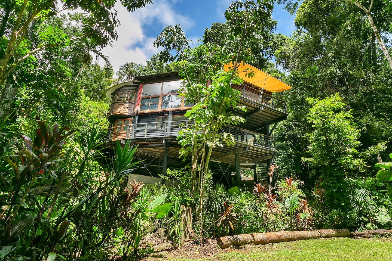 The Secret Treehouse Airbnb Australia