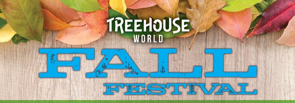 Treehouse World Fall Festival