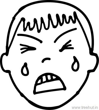 Facial Expressions Clipart