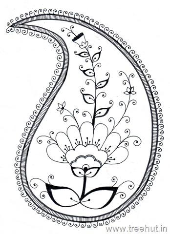 Paisley Pattern Clipart