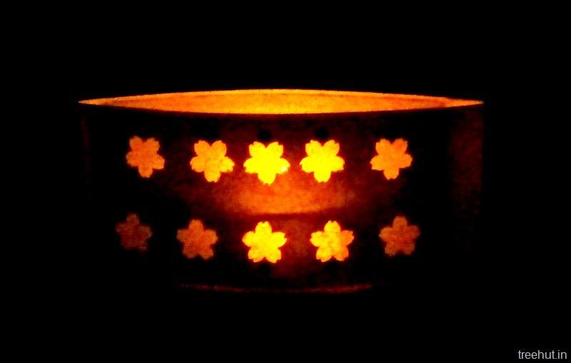 Diwali Wallpaper With Quote Diwali Paper Lantern Craft