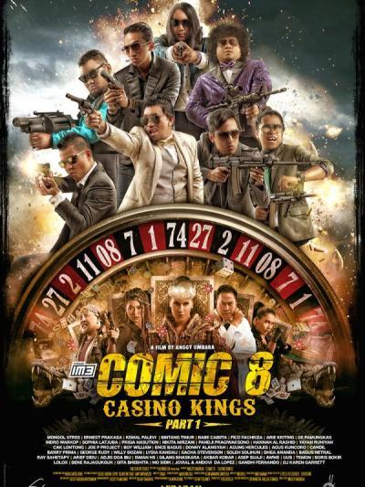 Download Film Comic 8 Part 2 : download, comic, Comic, Casino, Part2, Treejoy
