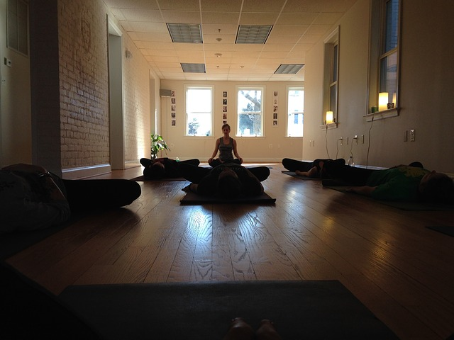 relaxation yoga meditation mindfulness rest
