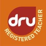 Dru Yoga Registered Teacher logo