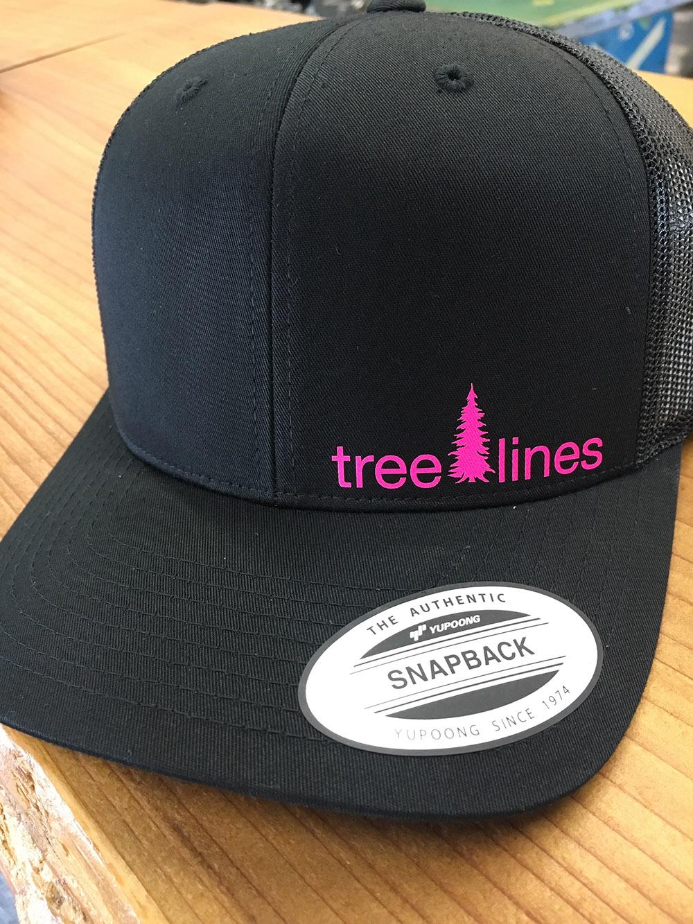 83a4bae7e6b50 Trucker Trout Hat - Treelines Northwest