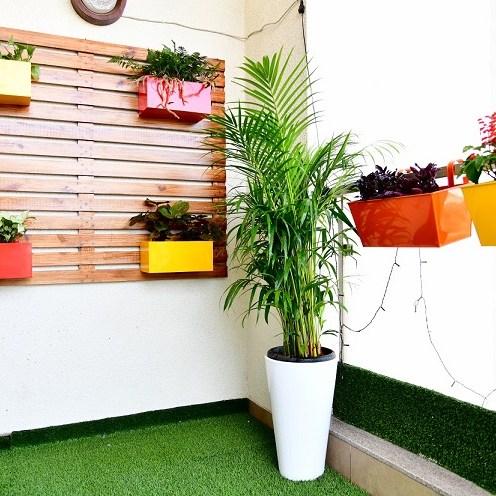 Balcony Garden Designers