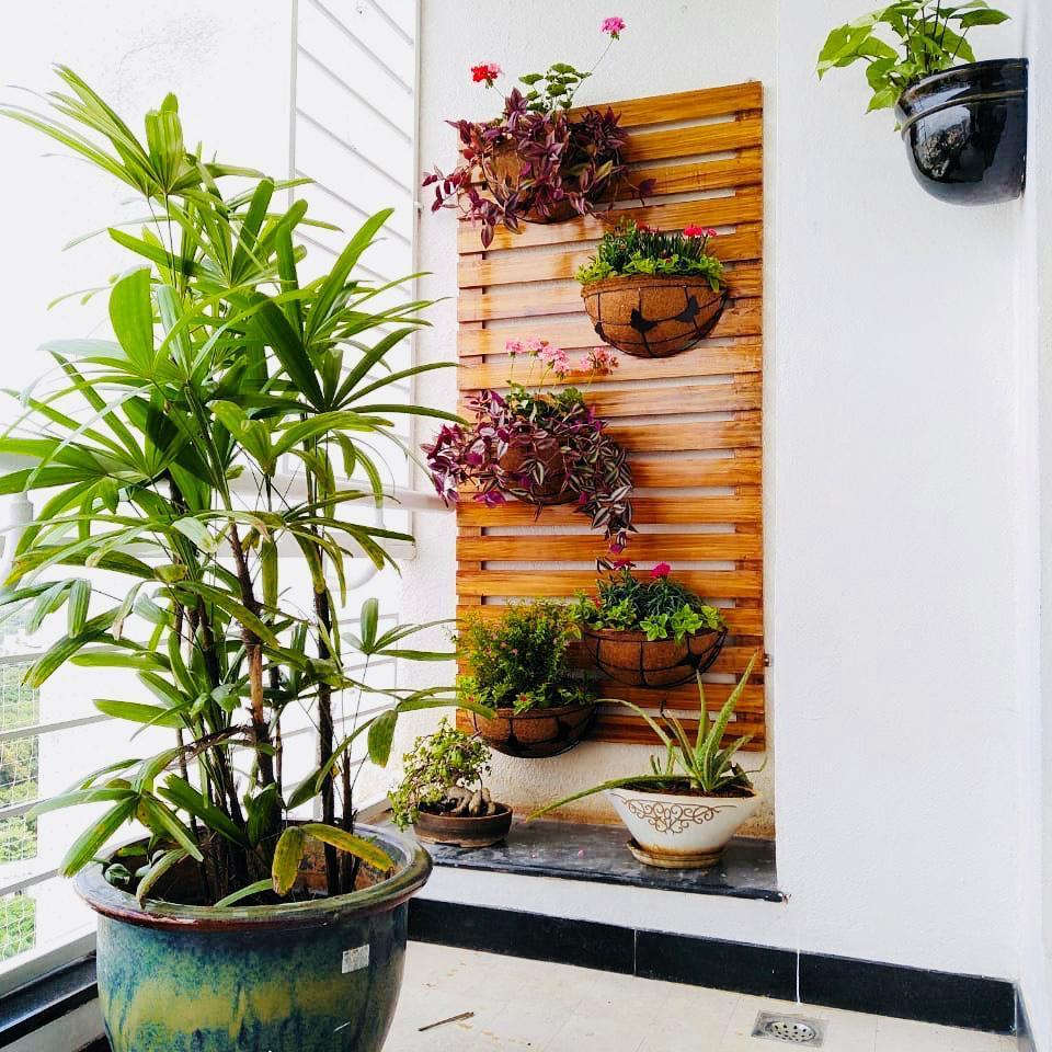 Balcony Garden Design Bangalore