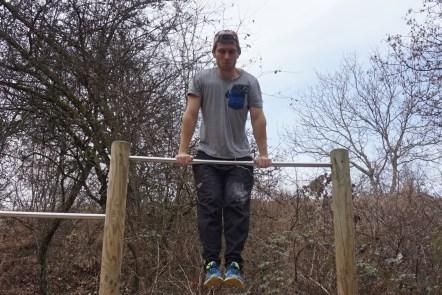Treeninglife - défi 2 muscle up - vegan muscu