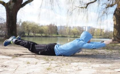 Treeninglife - article 8 musculation - supprimer mal dos superman vegan
