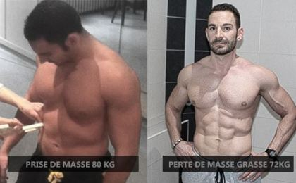 Treeninglife - astuces perdre gras musculation masse grasse