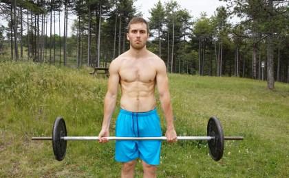 Treeninglife - vegan musculation barre