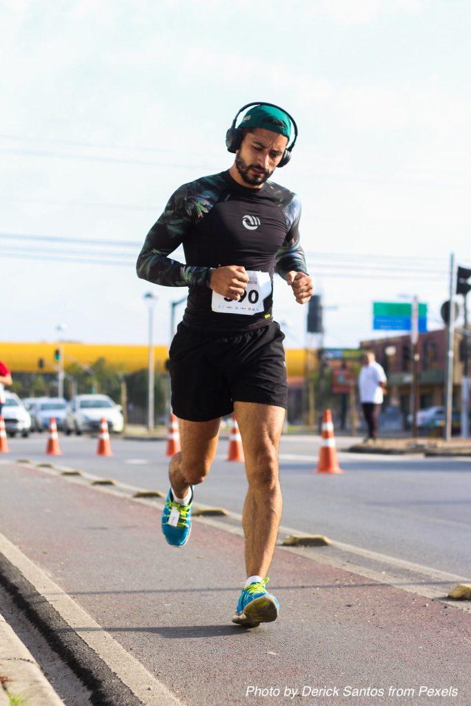 Être végétalien et runner, c'est possible