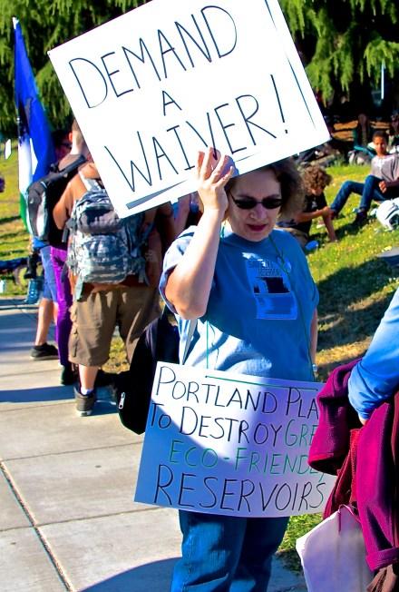 Demand a Waiver