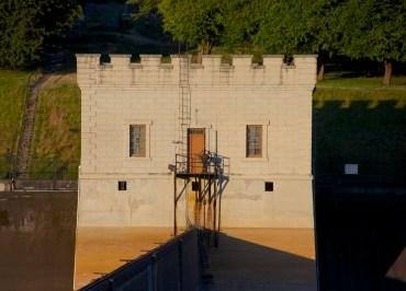 Unused Pumphouse at Reservoir 6