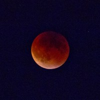 4th Blood Lunar Eclipse