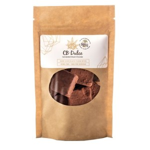 Dark Chocolate Fudge Bites Package