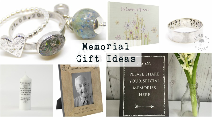 Memorial Gift Ideas Tree of Opals blog by Nikki Kamminga