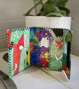 Eco friendly wallet from OchotosHands