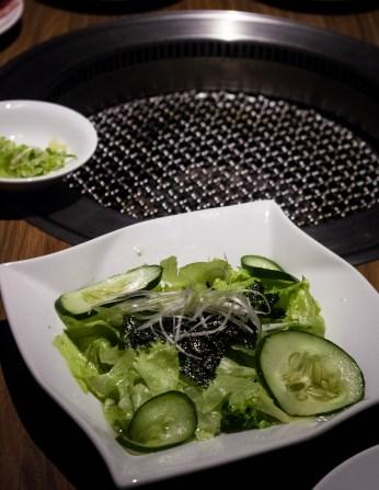 Guy-Kaku Salad
