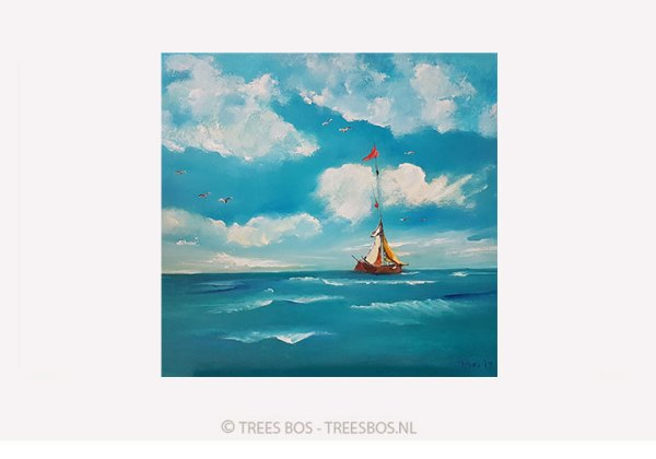 Alleen met de zee