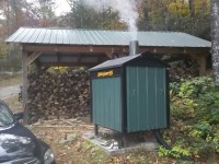 Outdoor Wood Stoves & Furnaces  Wake Forest, North ...