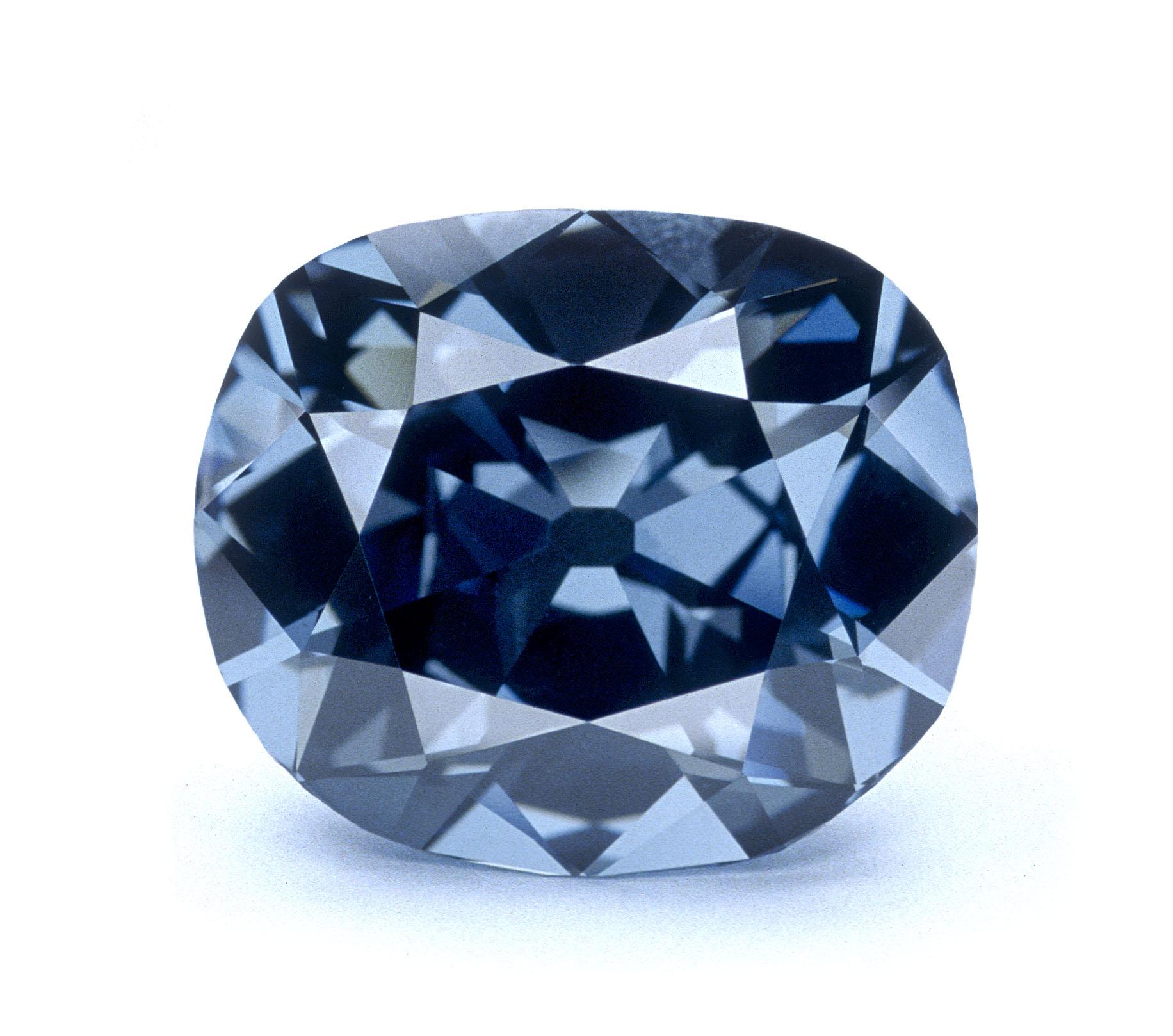Hope Diamond unmounted