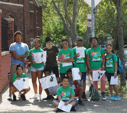 Youth Environmental Literacy