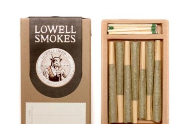 Lowell Preroll Packs Back In Stock