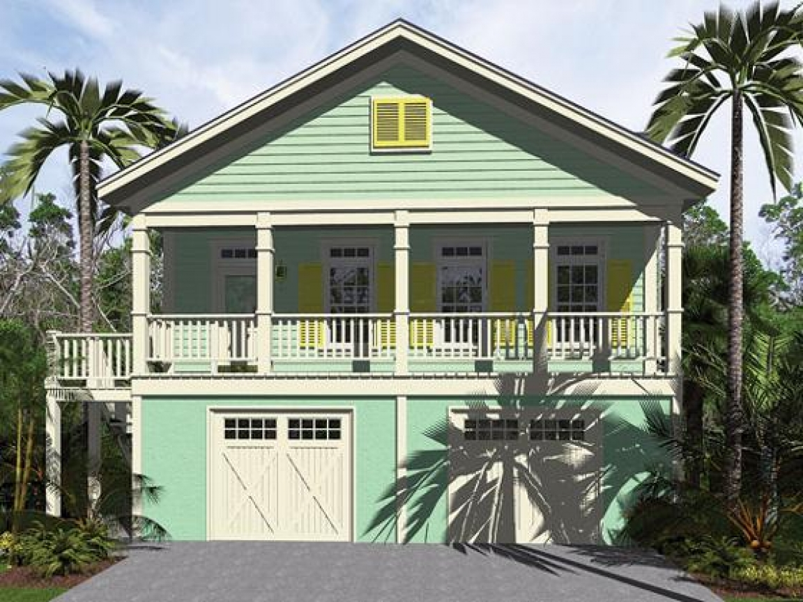 House On Stilts In Water Homes On Stilts House Plans