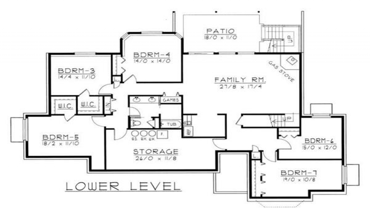 Country Ranch House Plans Ranch Style House Plans With In