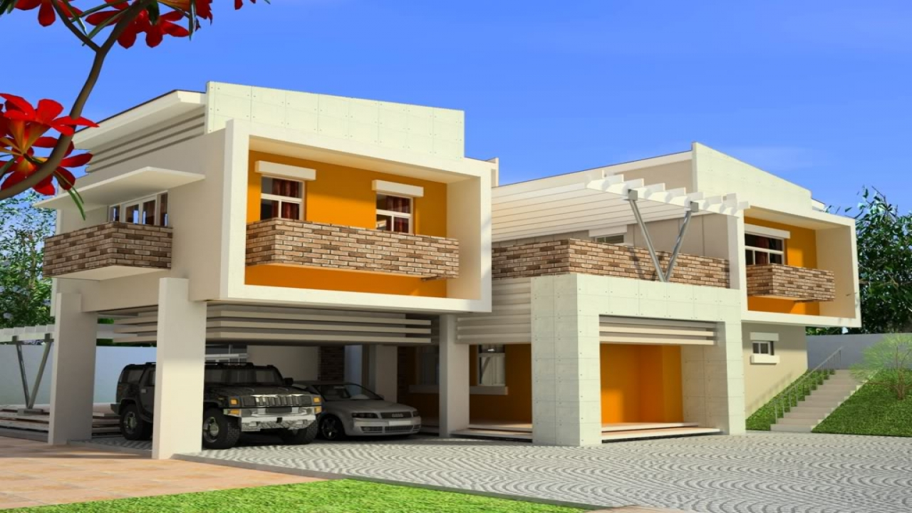 Ultra-Modern Small House Plans Modern House Plans Designs
