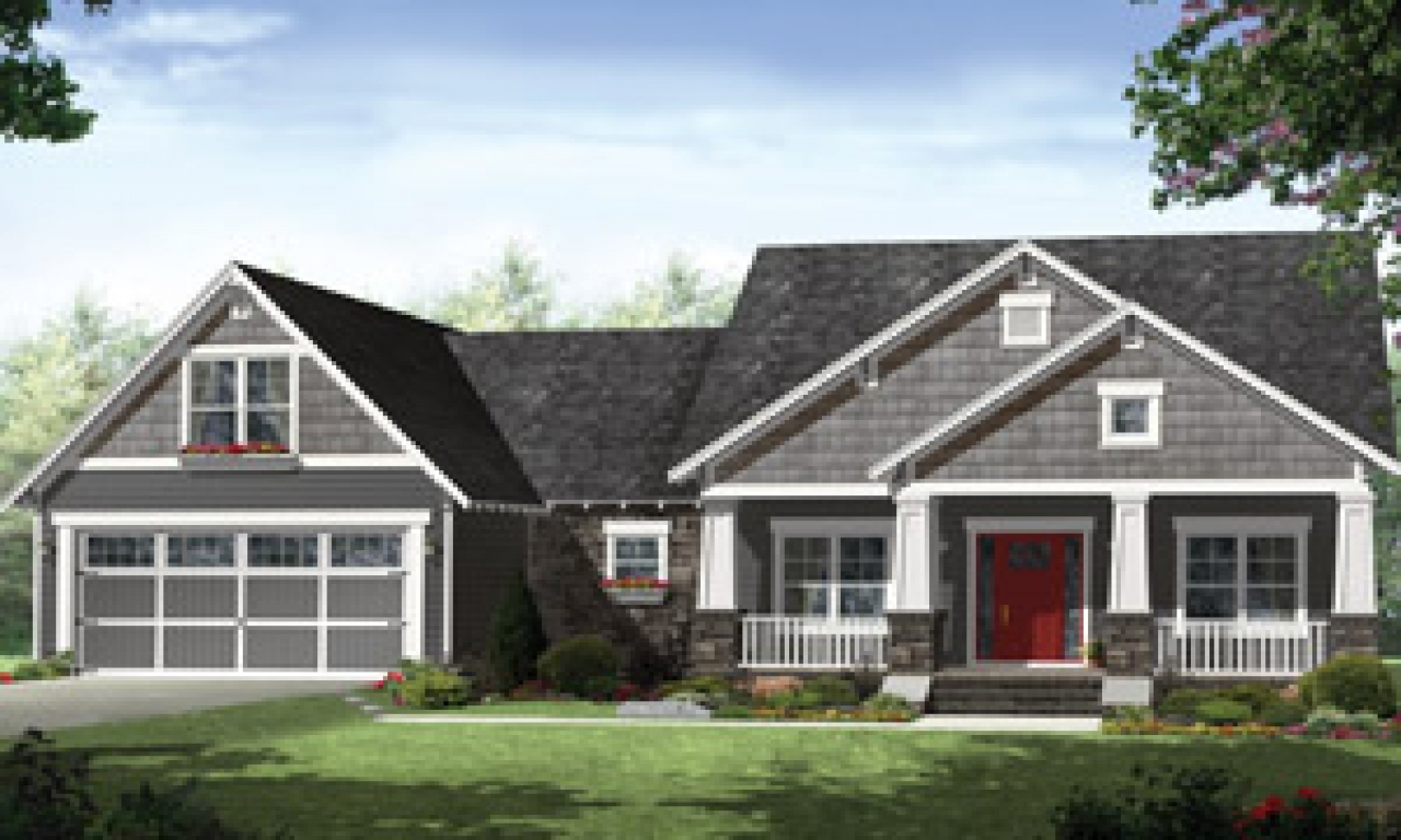 One Story House Plans Simple One Story Floor Plans, House