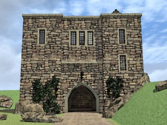 castle plans floor medieval tower plan blueprints water designs hogwarts towerhouse mexzhouse treesranch related