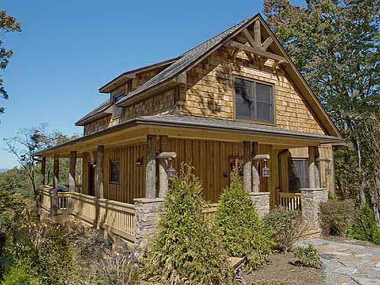 Unique Small House Plans Small Rustic House Plans, Rustic