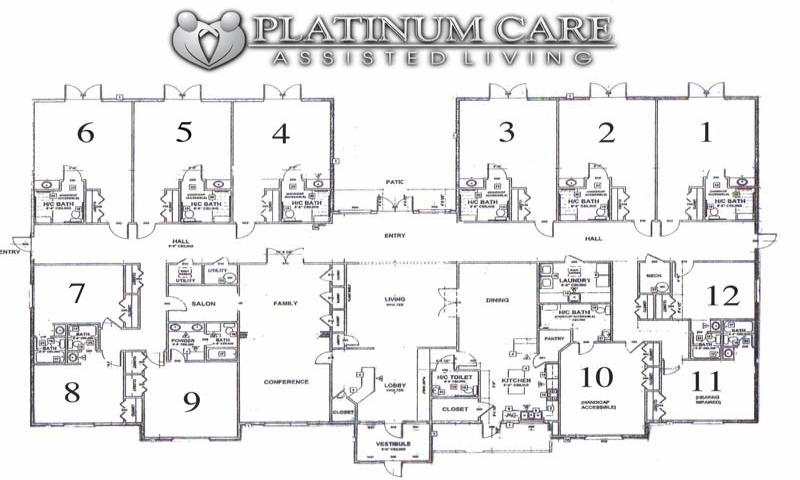 Garage Apartment Kits Home Depot Assisted Living Floor Plans Assisted Living Room Layouts