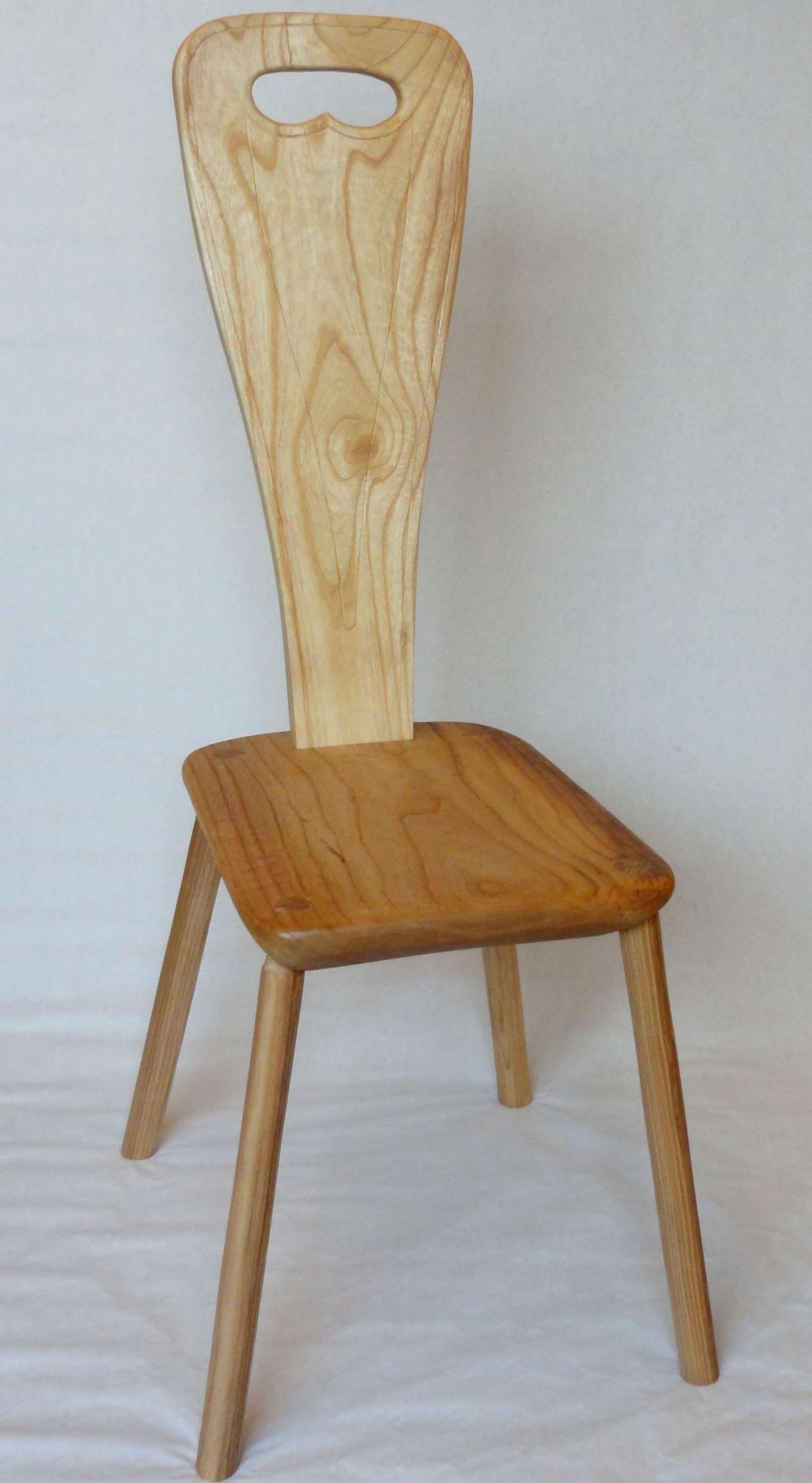 Spinning Chair Made With Our Timber Treestation