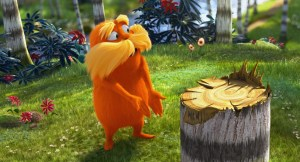 The Lorax is an inspiration for all tree lovers
