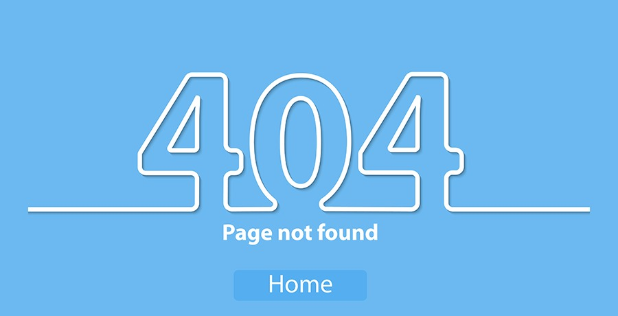 Your 404 page matters