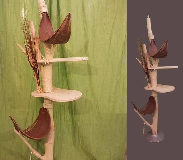 Katzenbaum Schale Katzenbaum Design Treestyle