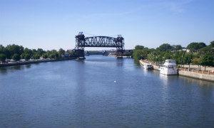 bridge in Joliet IL