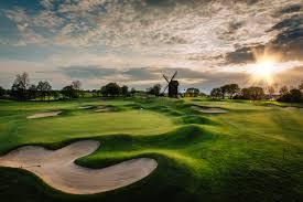 Massor bra möjligheter för golf