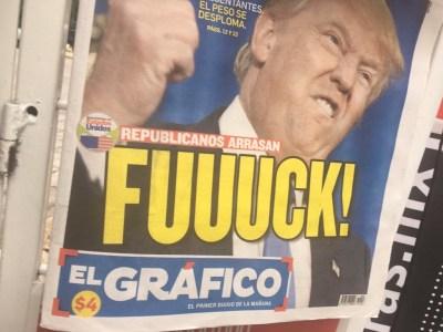 Fuuuuuuuck!