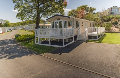 BK Sheraton Caravan For Sale In North Wales