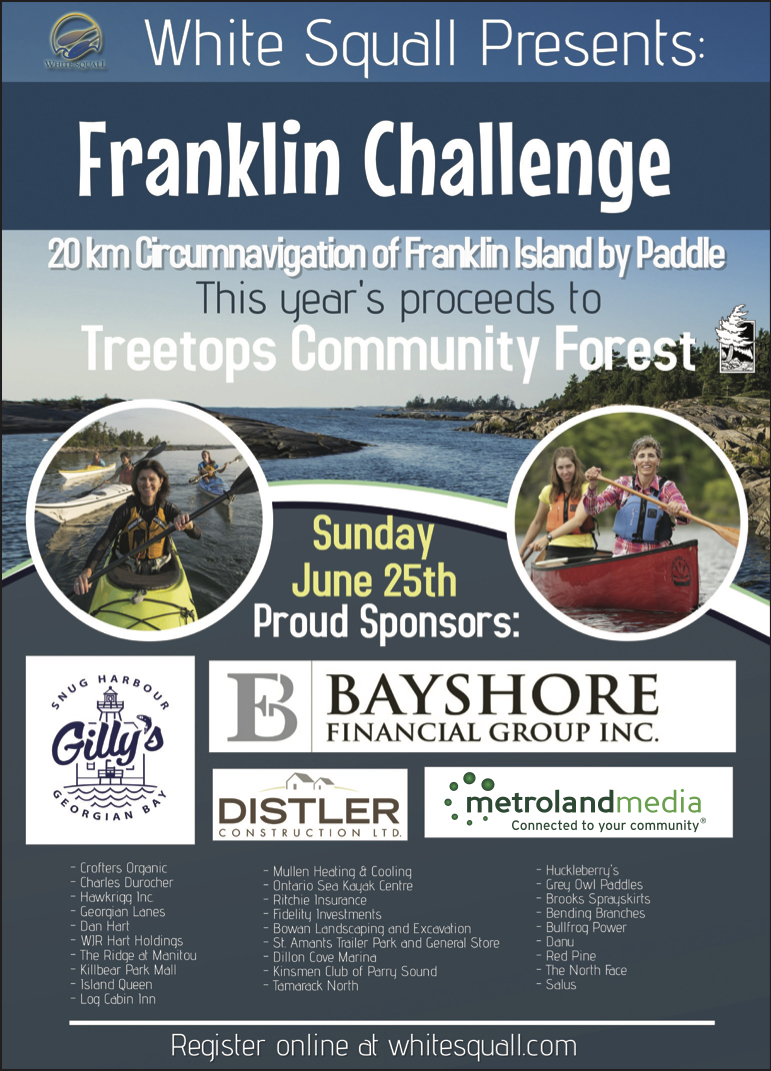 Our thanks to these Franklin Challenge Donors!