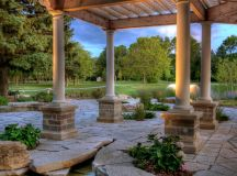 Landscape Contracting | Treetops Landscape Design