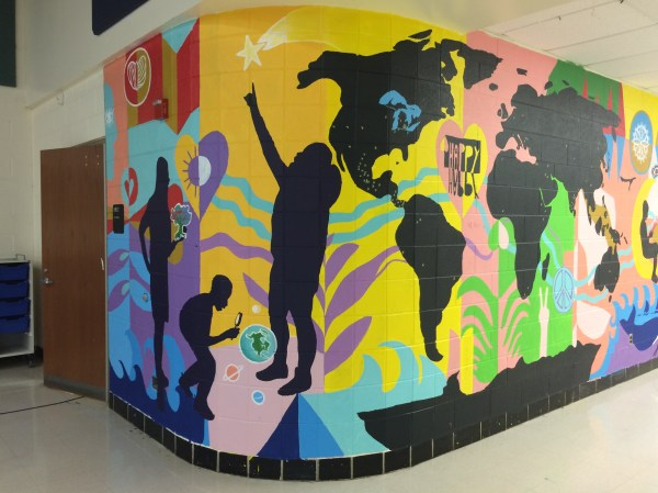 Middle School Mural Project