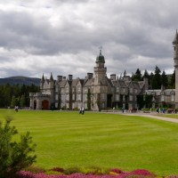 From Aberdeen to Perth - Balmoral Castle
